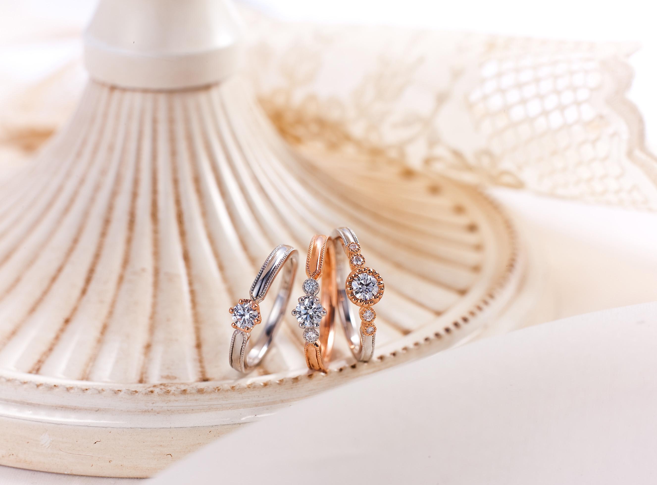 愛知 名古屋 栄 婚約指輪