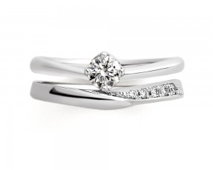 西尾で人気の結婚指輪
